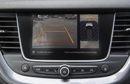 Vauxhall Grandland X Ultimate, 2018, display screen