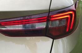 Vauxhall Grandland X, 2017, tail light