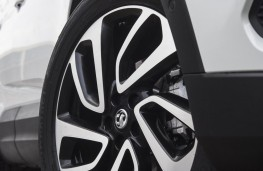 Vauxhall Grandland X Ultimate, 2018, wheel