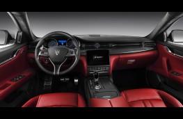 Maserati Quattroporte GranSport, dashboard