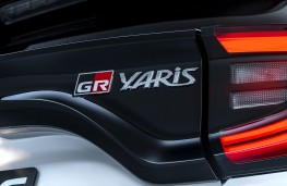 Toyota GR Yaris, 2020, badge