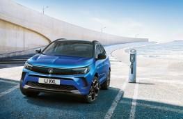 Vauxhall Grandland, 2021, charging