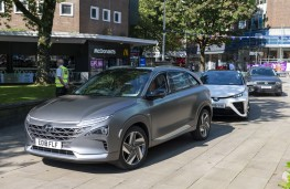 Green Dragon EV Rally and Show 2019, Hyundai Nexo