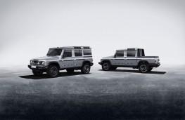 Ineos Grenadier, 2020, long wheelbase and pick up