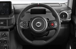 Ineos Grenadier, 2021, steering wheel