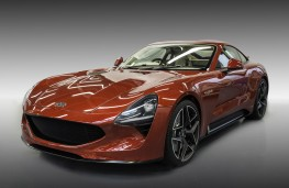 TVR Griffith, 2017, front