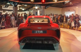TVR Griffith, 2018, rear