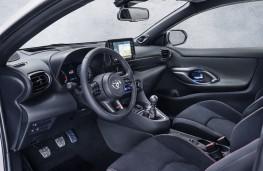 Toyota GR Yaris, 2020, interior