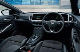 Vauxhall Grandland, 2021, interior
