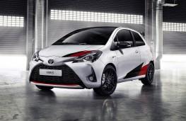 Toyota Yaris GRMN, front