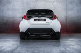 Toyota GR Yaris, 2020, rear