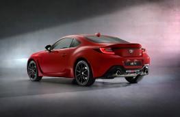 Toyota GR 86, 2021, rear