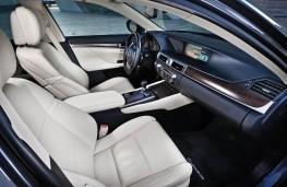 Lexus GS Hybrid, interior 2