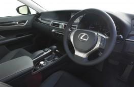 Lexus GS 250, interior