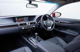 Lexus GS 300h, interior