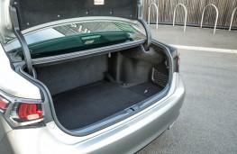 Lexus GS 300h, boot