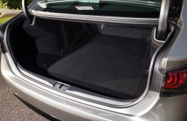 Lexus GS F, boot