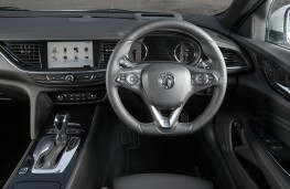 Vauxhall Insignia GSi Sports Tourer, 2019, interior