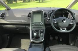 Renault Grand Scenic, 2017, interior