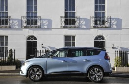Renault Grand Scenic, 2016, side
