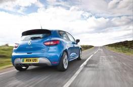 Renault Clio GT-Line, rear