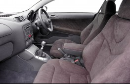 Alfa Romeo GT, interior