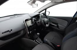 Renault Clio GT-Line, interior