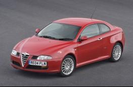 Alfa Romeo GT, side
