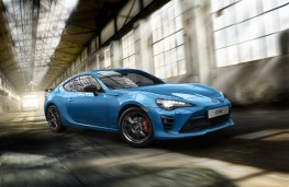 Toyota GT86 Blue Edition, 2018, front