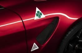 Alfa Romeo Giulia GTA, 2020, badge