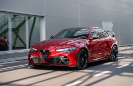 Alfa Romeo Giulia GTA, 2020, front