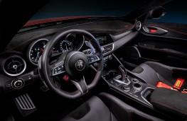 Alfa Romeo Giulia GTA, 2020, interior