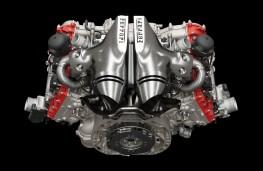 Ferrari 296 GTB, 2021, V6 engine