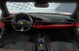 Ferrari 296 GTB, 2021, interior