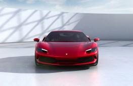 Ferrari 296 GTB, 2021, nose
