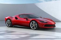 Ferrari 296 GTB, 2021, front