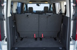 Ford Grand Tourneo Connect, boot