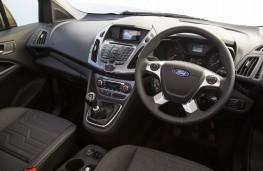 Ford Grand Tourneo Connect, interior