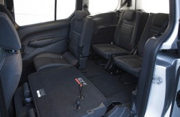 Ford Grand Tourneo Connect, rear seats