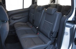 Ford Grand Tourneo Connect, seats