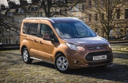 Ford Tourneo Connect, front