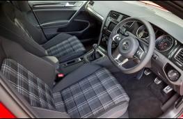 Volkswagen Golf GTD, interior