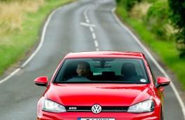 Volkswagen Golf GTD, deep