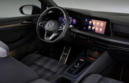 Volkswagen Golf GTD, 2020, interior