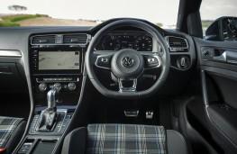 Volkswagen Golf GTE, 2017, interior