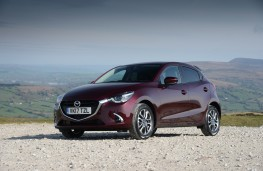 Mazda2 GT, 2017, front