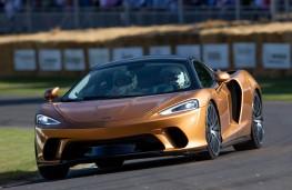 McLaren GT, 2021, front