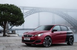 Peugeot 308 GTi, Coupe Franche paint finish