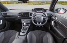 Peugeot 308 GTi, interior