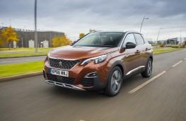 Peugeot 3008, 2017, GT Line, front, action